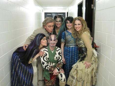 The Magic Flute, Manitoba Opera