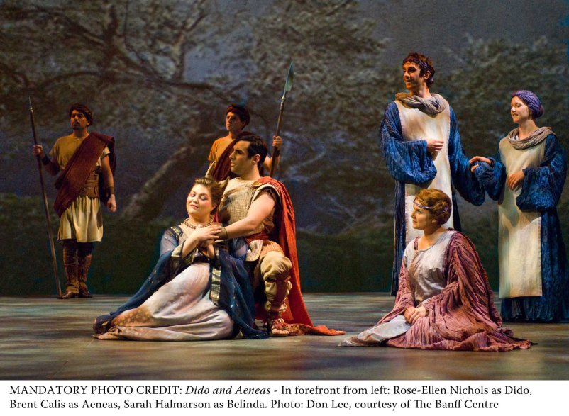 Banff Opera As Theatre, Dido and Aeneas